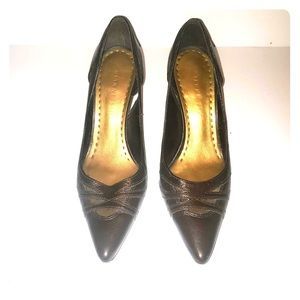 Gianni Bini Shoes Womens Pump Heels Pointed Toe